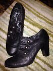 New CloudWalker Annie Black Ankle size 9w  Boots 3