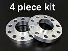 4pc 20mm Hubcentric Wheel Spacers  5x112  666 6656 Bore for Mercedes Benz