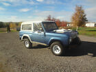 1968 Ford Bronco Classic 1968 for $18500 dollars