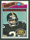 1977 Topps Football Cards 6
