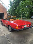 1979 Mercedes-Benz 400-Series SL 1979 for $5000 dollars