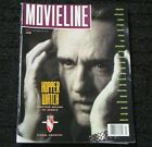 MOVIELINE magazine 1990 Dennis Hopper James Dean Mel Gibson John Huston RARE