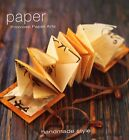 Paper  paper makingbook makingstationeryfolders and envelope making pb NEW