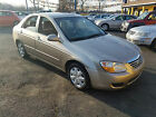 2007 Kia Spectra EX Sedan below $5000 dollars