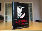 THE STEPHEN KING STORY George Beahm Signed Numbered