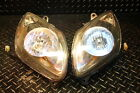 2008 Hyosung Ms3 250 UM Xpeed 250i Oem Front Head Lights Lamp Headlights