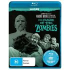Hammer Horror Plague Of The Zombies Blu ray DVD 2 Discs
