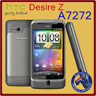 Unlocked Genuine HTC DESIRE Z A7272 3G Android Mobile Phone
