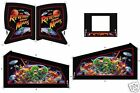 Revenge From Mars Pinball Full Cabinet Decal Set : Mr Pinball Worldwide