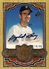 GAYLORD PERRY 2006 UD SP Legendary Cuts Autograph 99 HOF San Francisco Giants