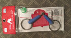 NEW Pony Mini Happy Mouth Single Joint Loose Ring Snaffle Bit 45 115cm BLUE