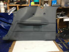 1989 1994 GEO METRO 2 DOOR RIGHT PASS SIDE QUARTER TRIM BY REAR SEAT GRAY