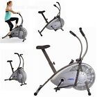 Stamina ATS Stationary Bike Adjustable Height Air Resistance Exercise Bike New