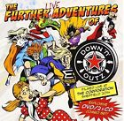 JOE ELLIOTT'S DOWN 'N'OUTZ / The Further Live Adventures Of MINI LP 2CD + DVD