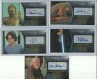 2016 Topps Star Wars Attack of the Clones 3D Widevision Trading Cards - Checklist Added 4