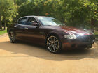2007 Maserati Quattroporte  low below $22000 dollars