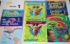 A Beka FIRST GRADE Bundle arithmetic phonics science history video manual