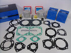 Kawasaki 750 Jet-Ski Top End Piston Rebuild Kit SXI PRO ZXI STS STX XIR 80.5 mm