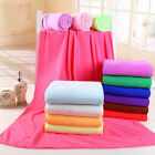 WOW 70x140cm Absorbent Microfiber Fiber Beach Drying Bath Washcloth Shower Towel