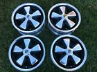 Porsche Detailed Fuchs Wheels with Hearts All Deep 6x15 Polished Alloys