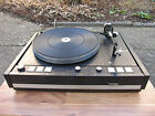 Thorens TD 126 Mk II with 10 mm bearing with manual