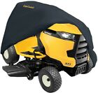 Cub Cadet Deluxe Lawn Tractor Cover Deluxe Waterproof Black Season Protection