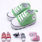 Infant Toddler Baby Boy Girl Soft Sole Crib Shoes Sneaker Newborn to 0 18 Months
