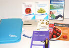 Weight Watchers LOT Points Manager Pocket guide  DVD Dining Out  Food Book