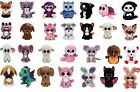 Ty Beanie Boo`S 5 7/8in Original ty Big Eyes Mega Selection 6
