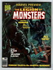 Marvel Preview LEGION Of MONSTERS Magazine 8 MORBIUS Appearance 1976