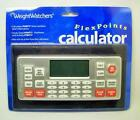 New Unopened 2003 OS Weight Watchers FlexPoints Calculator Track Food Activity