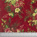 Free Spirit Fabrics By The Yard April Cornell Merry Red