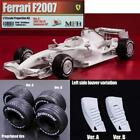 MFH Model Factory Hiro 1/12 Ferrari F2007 Rd.15 Japanese GP Multi Material Kit