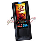 220V Automatic Commercial 3 Flavors Instant Coffee Machine Hot Drinks Machine