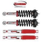 Rancho 2 Front Strut Assemblies & 2 Rear Shock Absorbers for 95-04 Tacoma 4WD