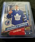 2017 National Hockey Card Day Auston Matthews #16 - not in Packs USA Version