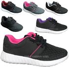 NEW Kids Boys Girls Sporty Mesh Sneaker Lace Up Tennis Shoe Size 10 to 4