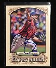 R.A. DICKEY 2014 TOPPS GYPSY QUEEN AUTOGRAPHED SIGNED AUTO CARD 158 METS JAYS