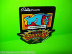 POOL SHARKS By BALLY ORIGINAL PINBALL MACHINE NOS PROMO LARGE HAMMERHEAD SHARK