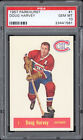 1957-58 Parkhurst #1 Doug Harvey PSA 10 GEM MINT Pop 1