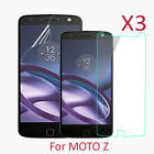3XPET Soft Premium Tempered Glass Screen Protector For Motorola Moto Z Droid