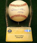 Steve Carlton Cards, Rookie Cards and Autographed Memorabilia Guide 43