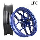 Black/Blue Motorcycle Front Wheel Rim for Yamaha YZF R1 2015-2016