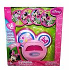 Disney Minnie Mouse Bow Tique Sing with Me CD Player NEW