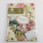 Anna Griffin CONGRATULATIONS Pink Make 4 Cards Craft Card Making Kit NEW