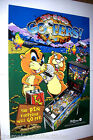 Williams NO GOOD GOFERS 1997 Original NOS Pinball Machine 32