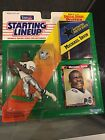 1992 MICHAEL IRVIN DALLAS COWBOYS STARTING LINEUP FIGURE MINT BOX