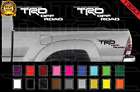 Trd Off Road Decals Toyota Tacoma Racing Development Vinyl Stickers X2 06-11