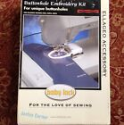 Babylock Buttonhole Embroidery kit for Ellageo models  ESG ESG2 and ESG3