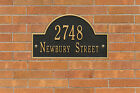 Arch Marker Personalized Address Plaque